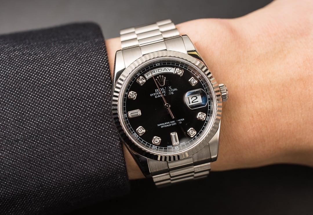 Rolex 118239