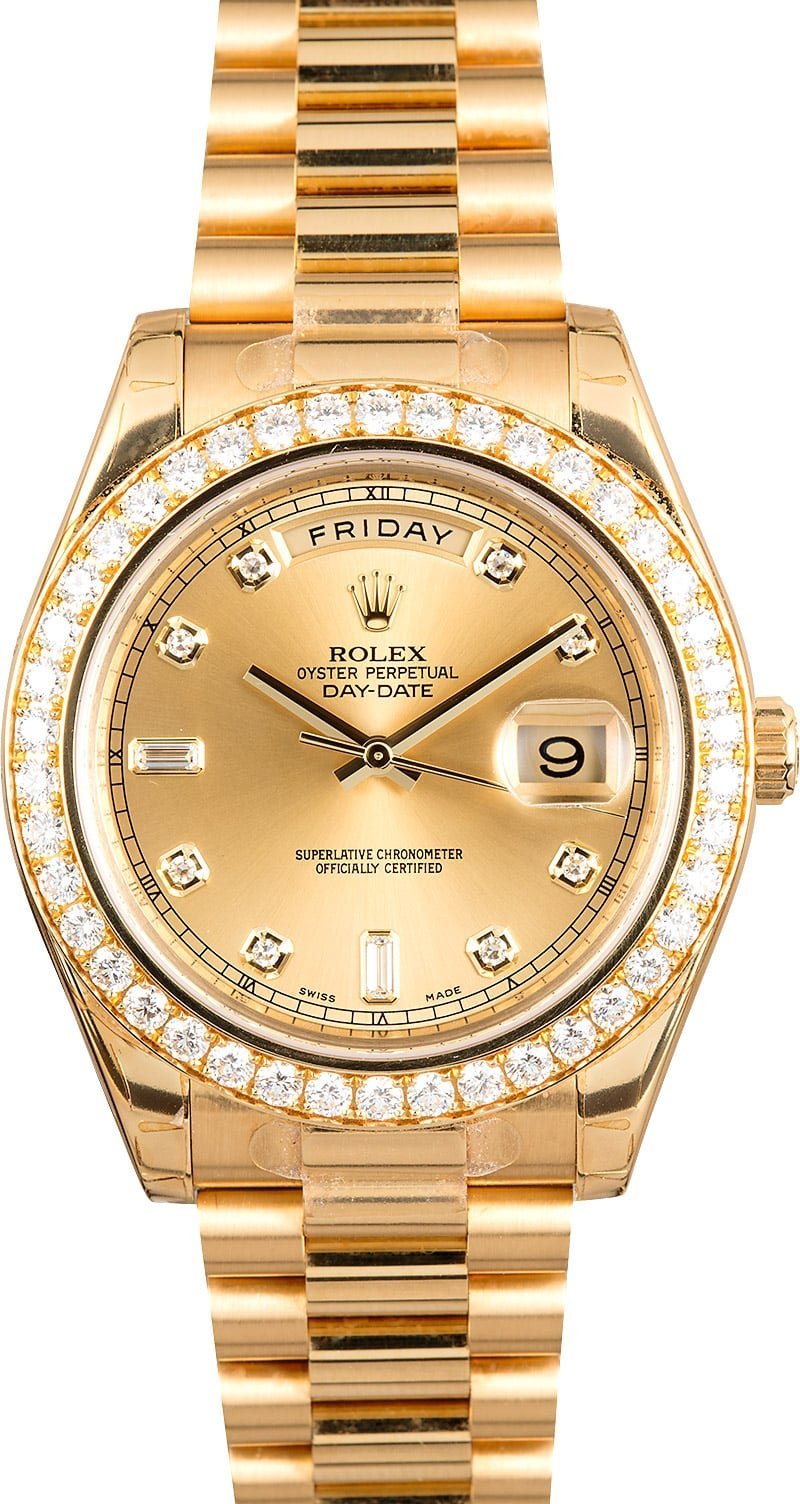 Rolex presidential day date