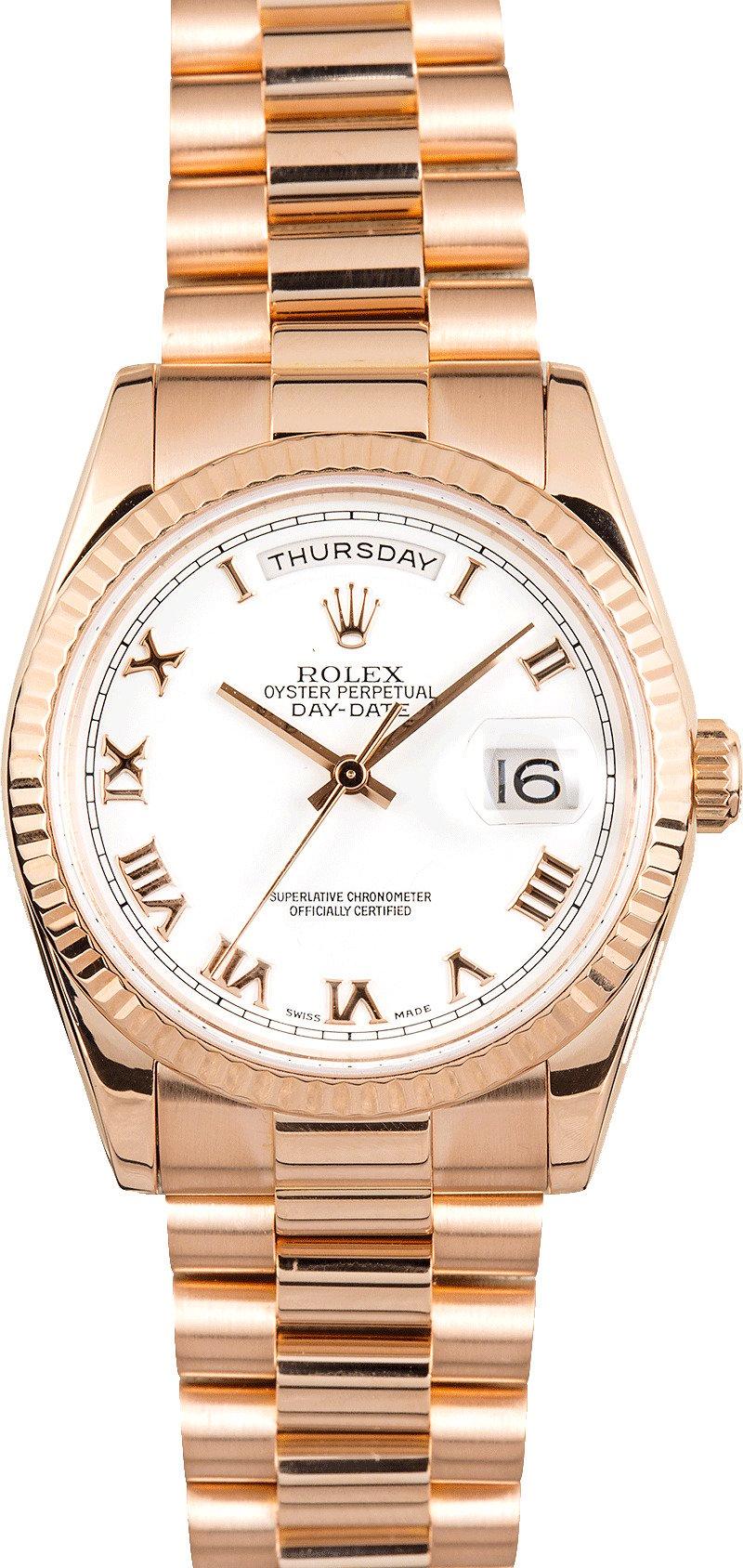 Rolex President Day Date