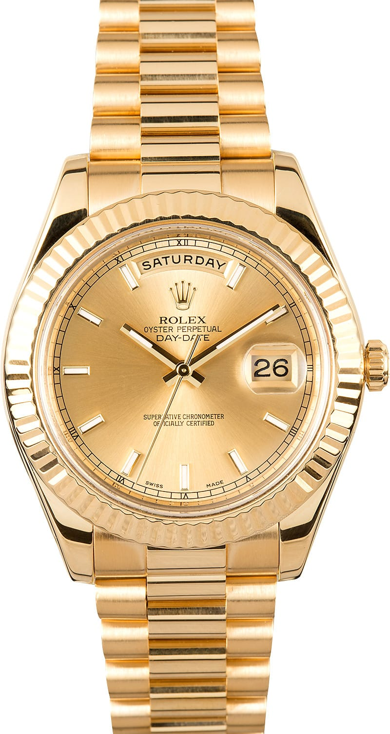 Rolex presidential day date
