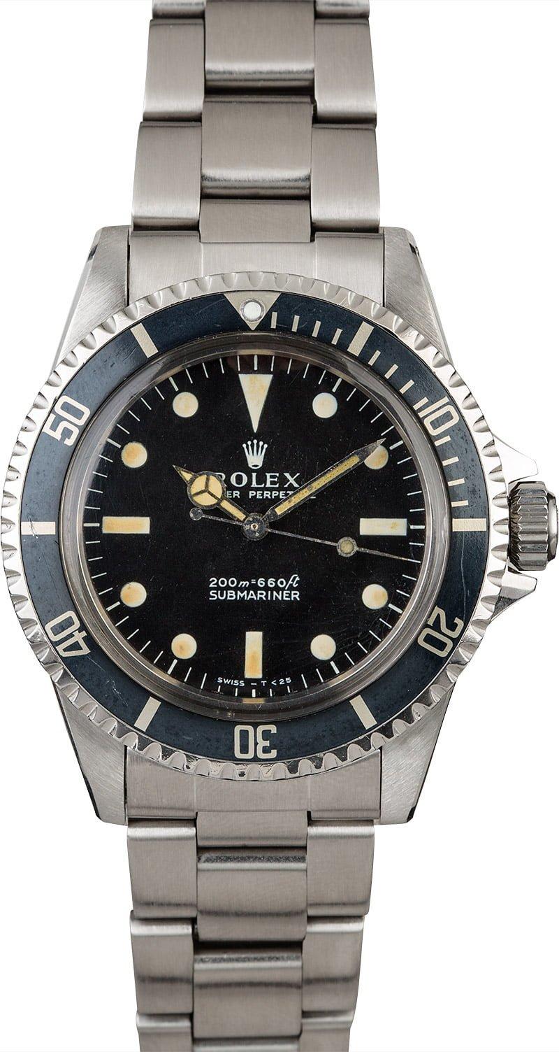 Vintage Rolex Submariner 1680 - Bob's Watches  Vintage Rolex Submariner