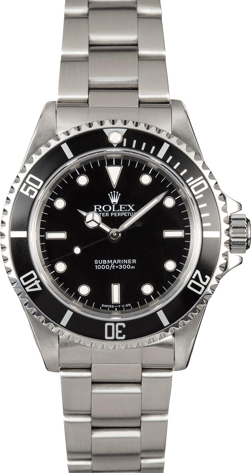 rolex submariner no date reference 14060. Black Bedroom Furniture Sets. Home Design Ideas