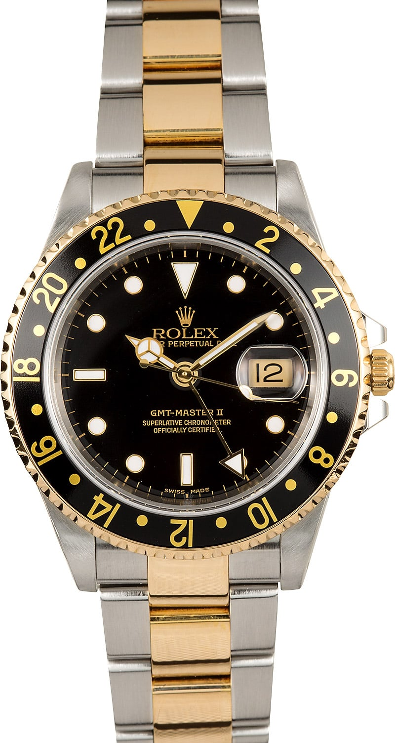Master gmt rolex ii two tone recommendations dress for on every day in 2019