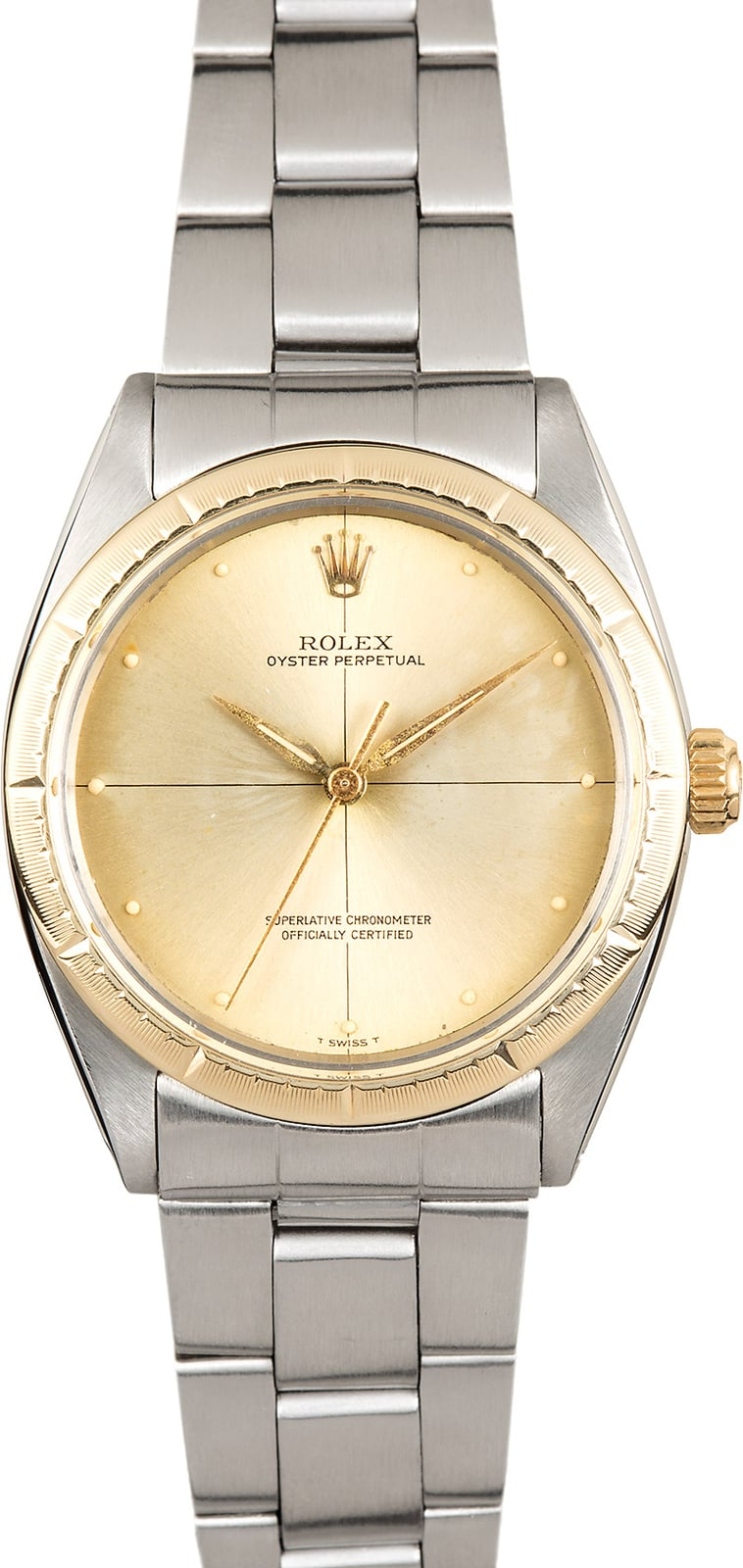 Rolex vintage oyster perpetual 1008 for Vintage rolex oyster