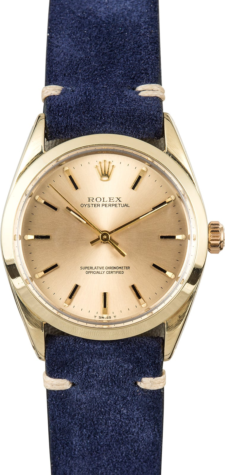 Rolex vintage oyster perpetual 1024 for Vintage rolex oyster