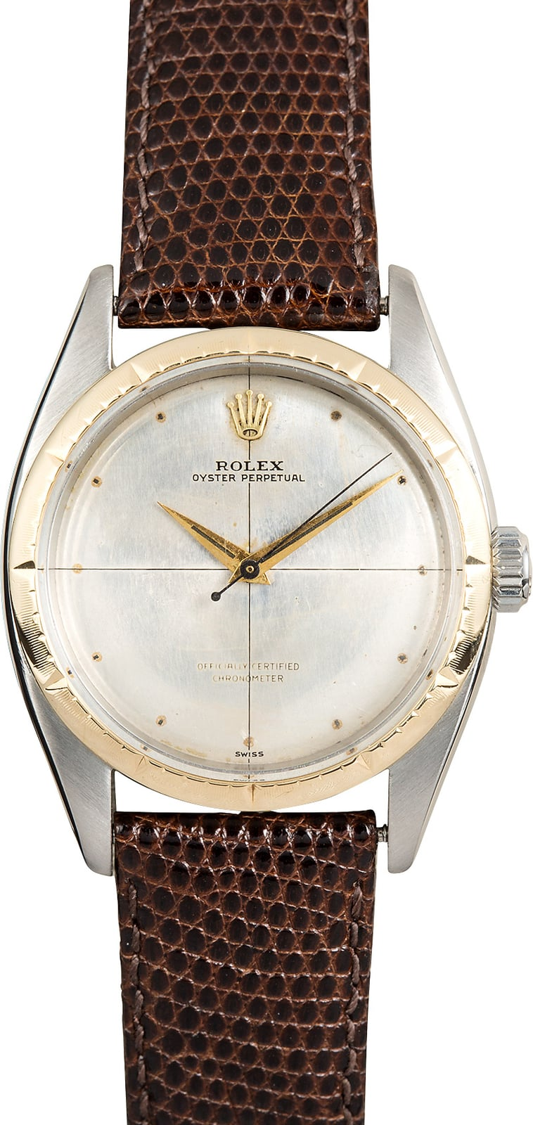 Rolex vintage oyster perpetual 6582 for Vintage rolex oyster