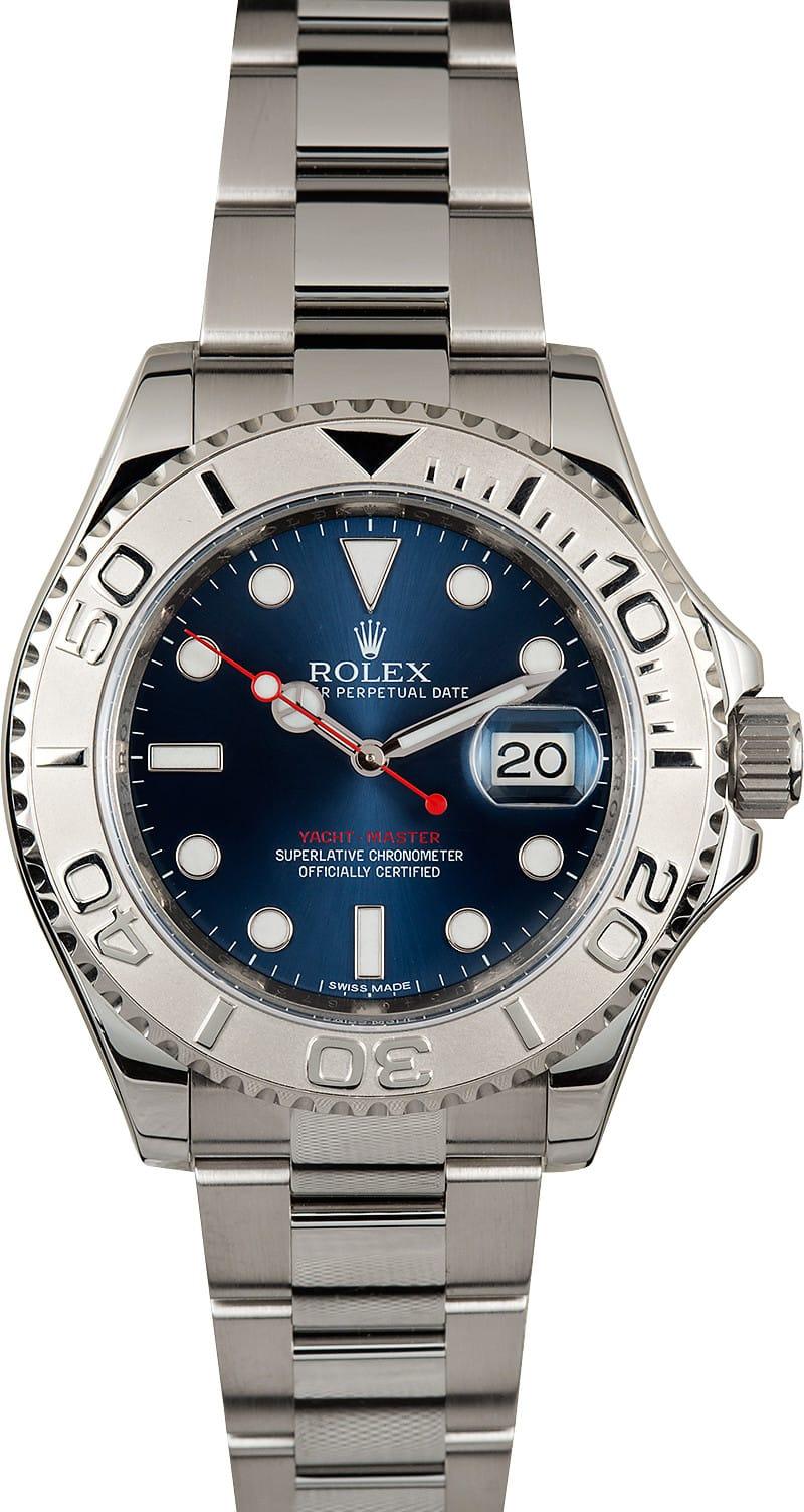 Rolex Yacht Master 116622 Stainless Steel