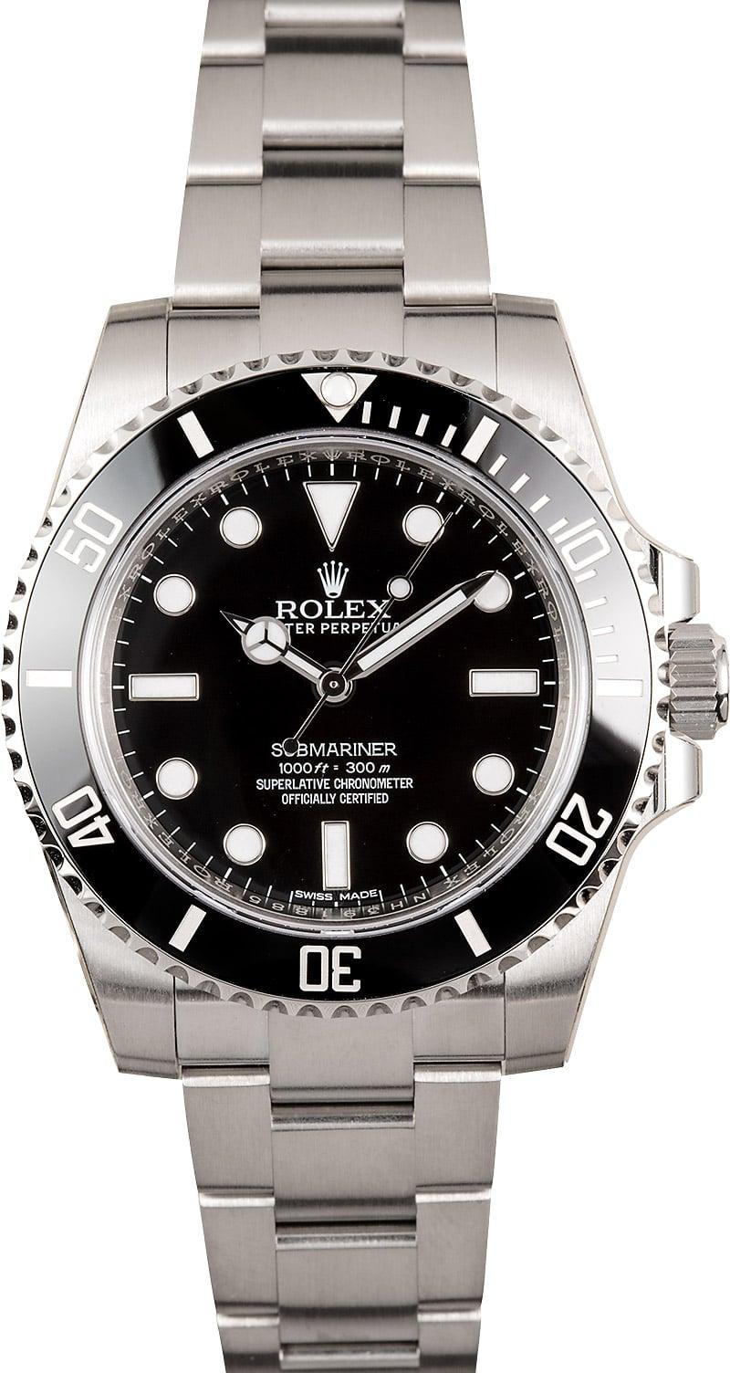 xxx date rolex submariner date