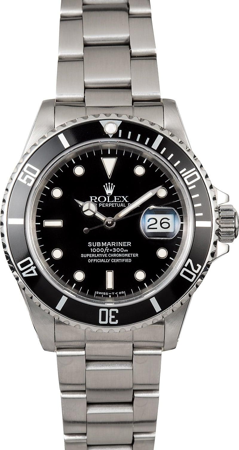 Rolex submariner date in Australia