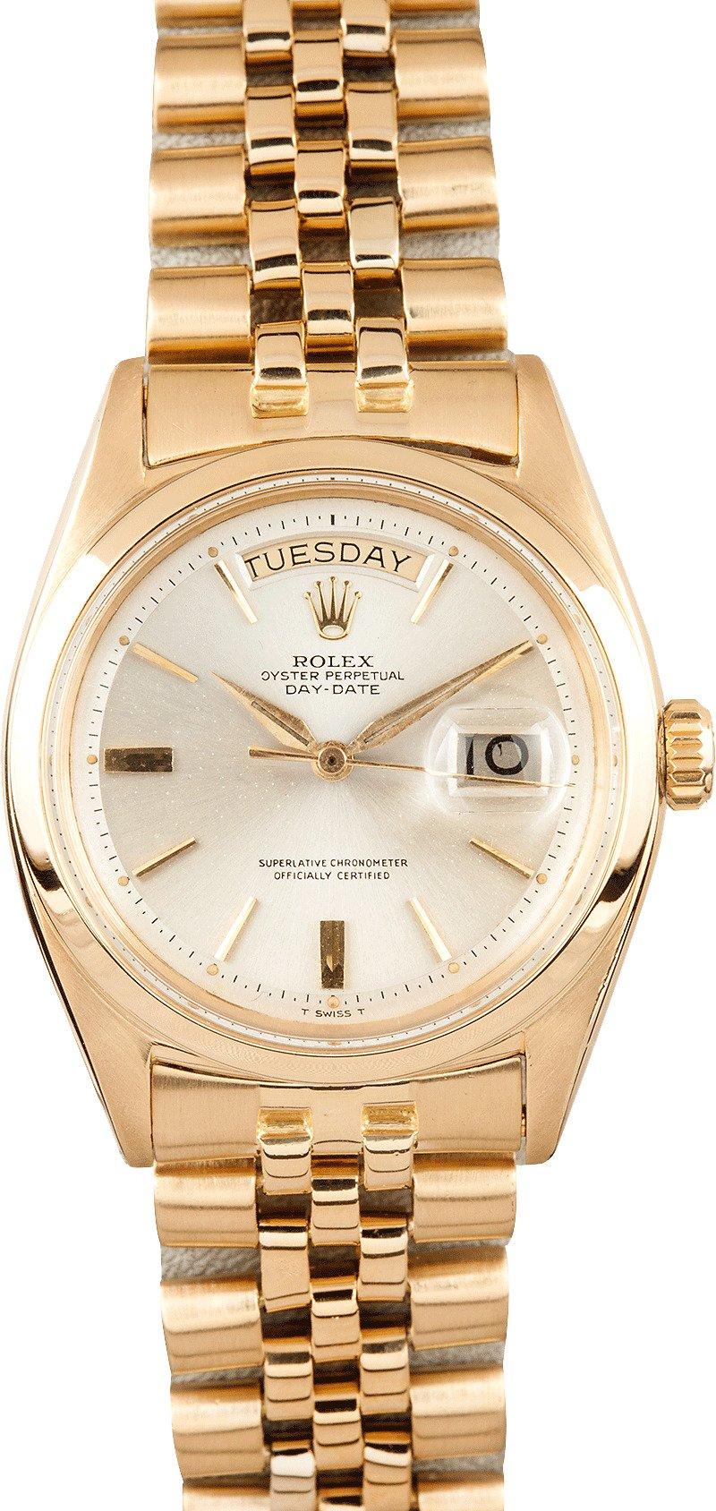 Vintage Rolex Day Date 6612