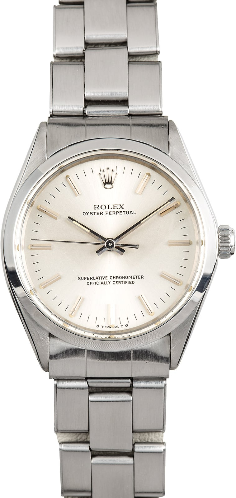 Vintage rolex oyster perpetual 1002 for Vintage rolex oyster