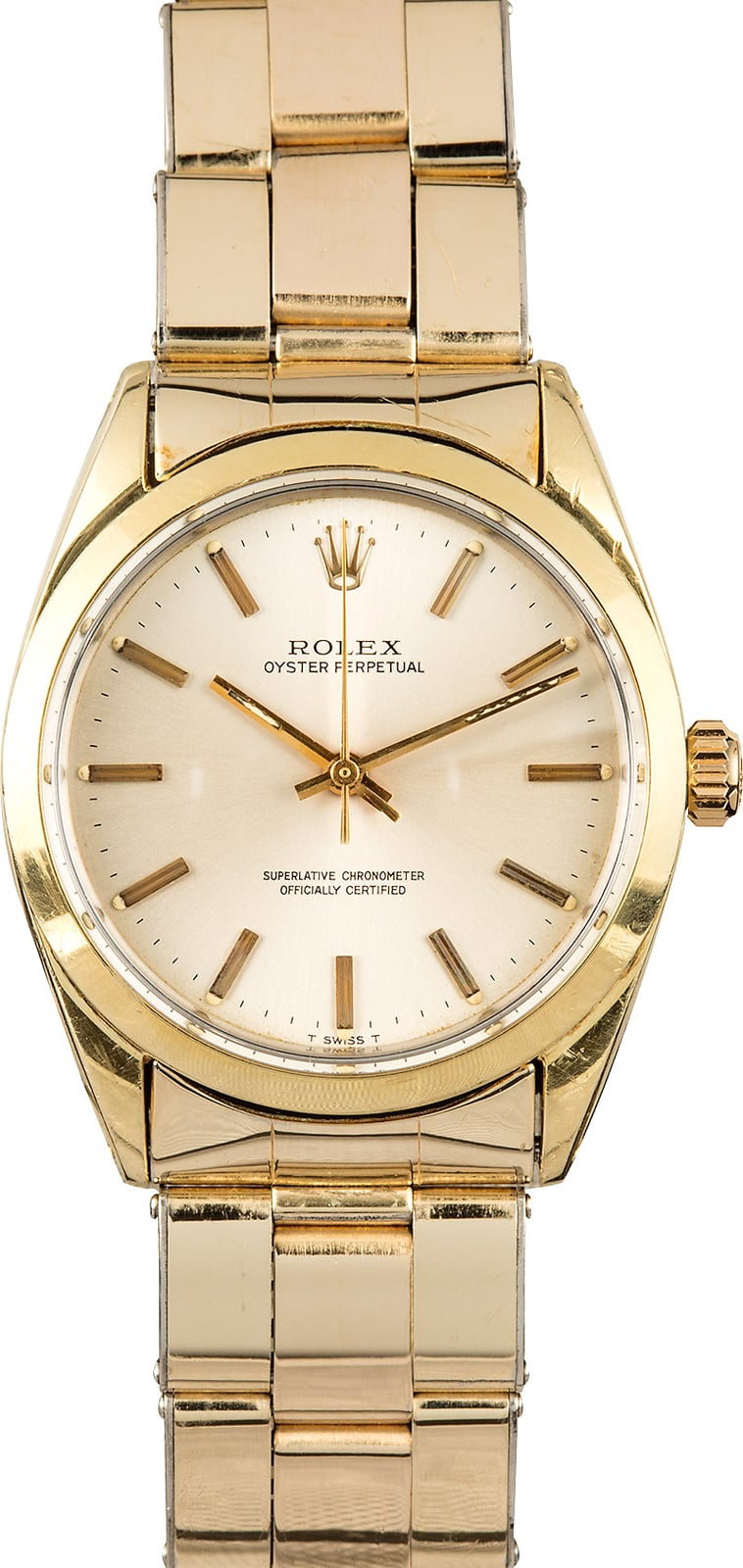 Vintage rolex oyster perpetual 1024 for Vintage rolex oyster