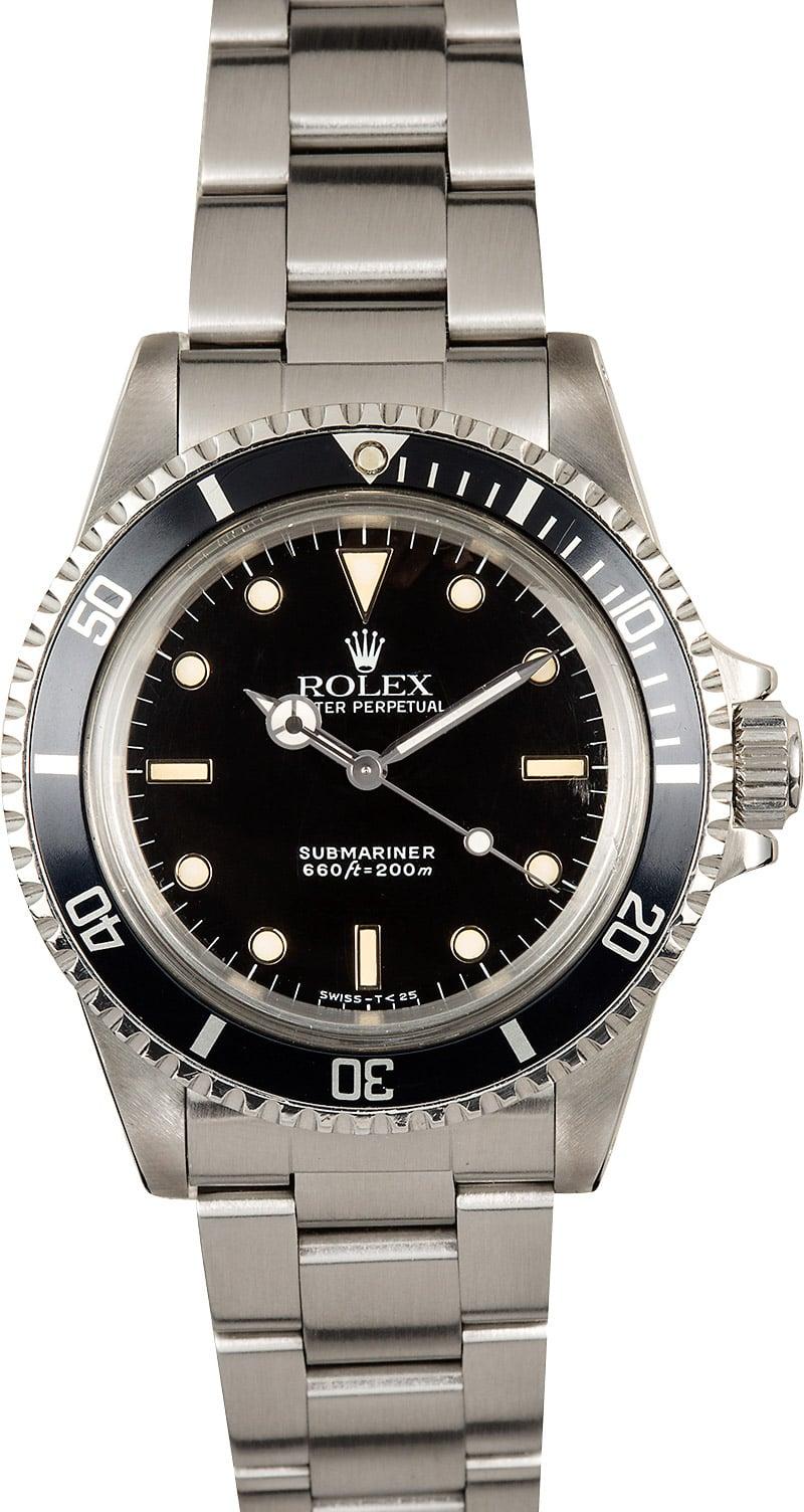 Rolex Vintage Submariner Ref. 5513 - Get Exclusive Savings  Vintage Rolex Submariner
