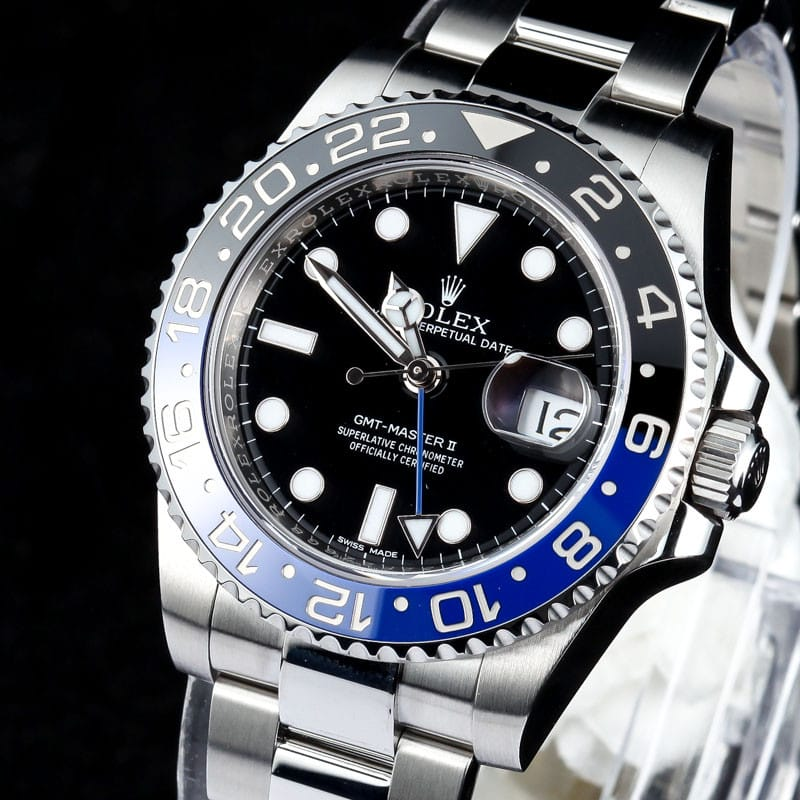 batman GMT Master II