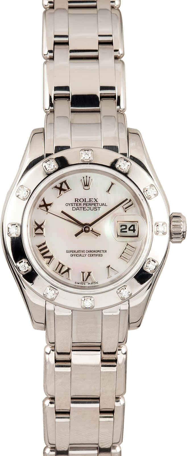 Ladies rolex pearlmaster 80319 up to 50 savings at bobs for Rolex pearlmaster