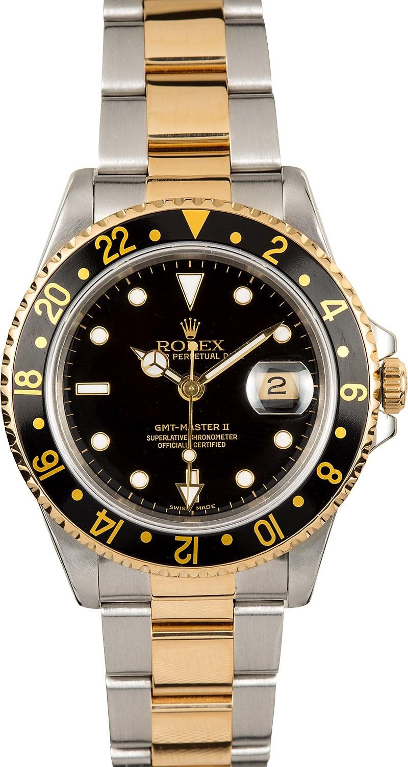 Mens rolex gmt master ii 16713 for Rolex gmt master