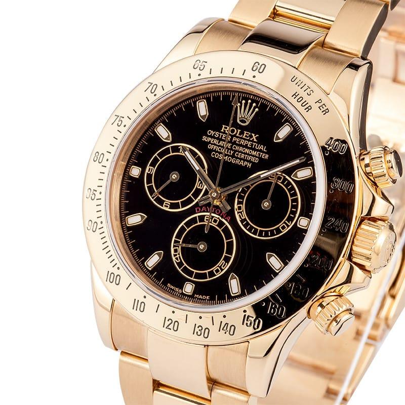 Rolex Daytona Cosmograph Gold