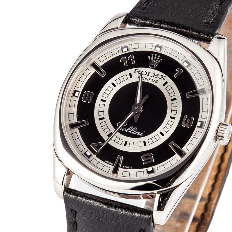 Buy White Gold Rolex Cellini Danaos at Bob's Watches