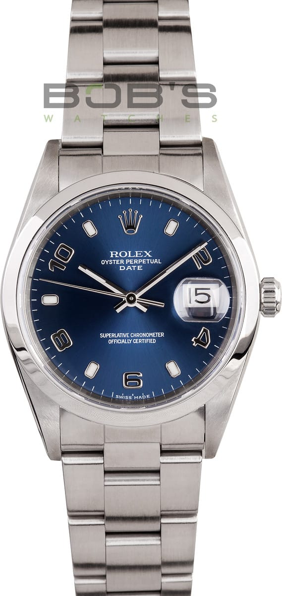 f3542ae7ed6b Rolex Date 15200 - Save up to 50% at Bob s Watches