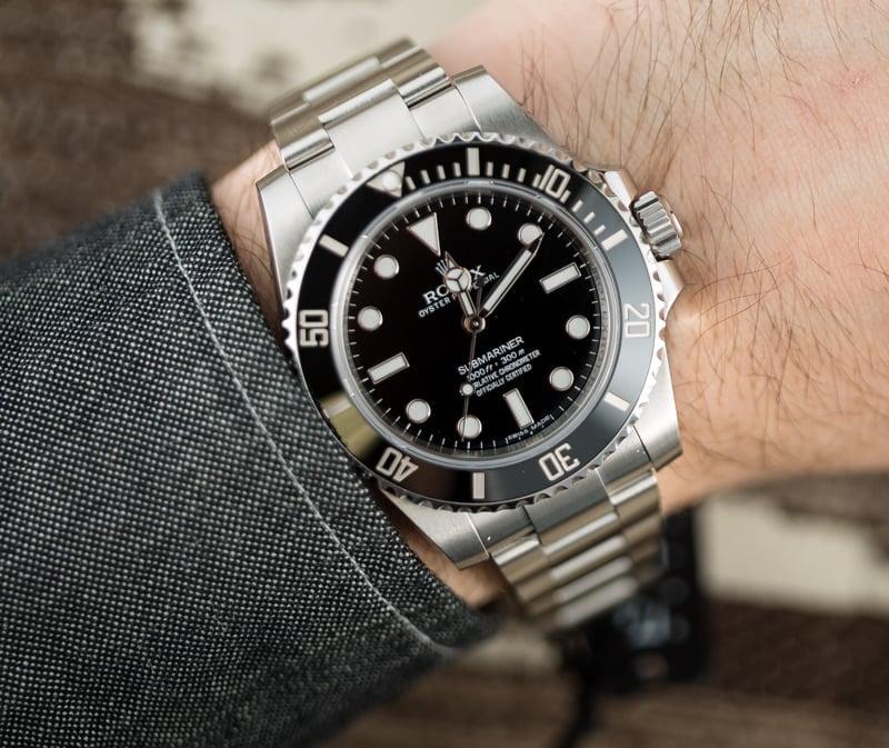 Rolex submariner no date in Australia