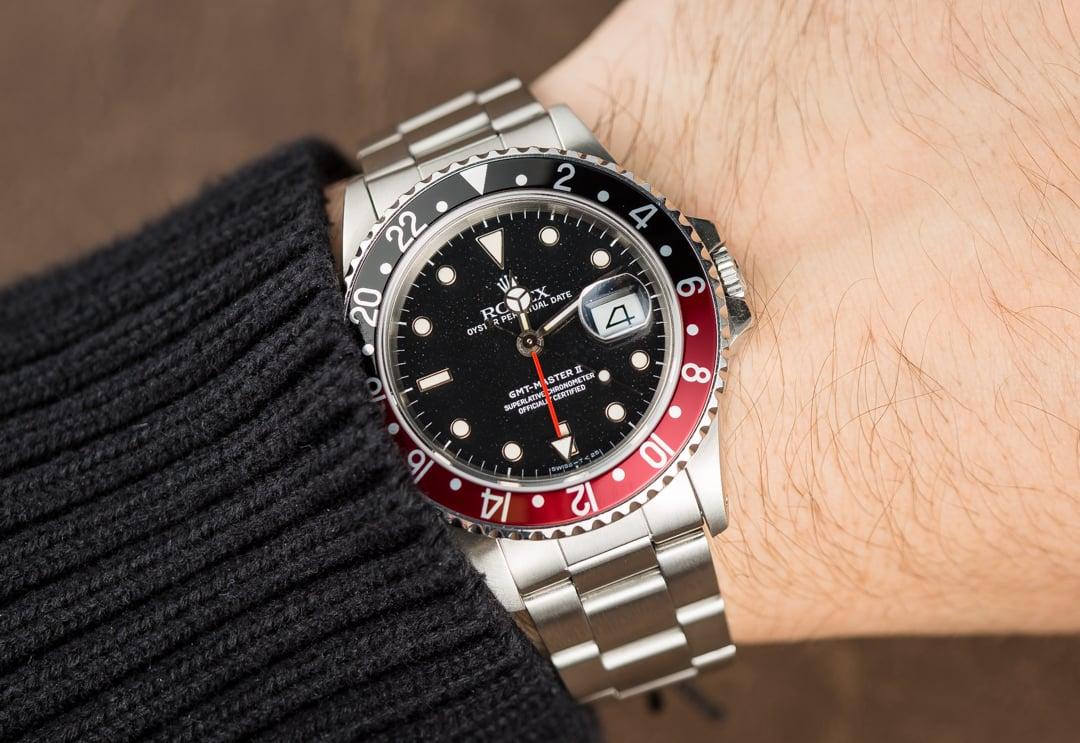 "GMT: Rolex GMT-Master II ""Fat Lady"""