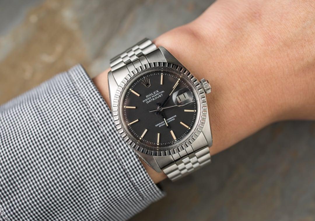 Rolex Datejust Stainless Steel 1603