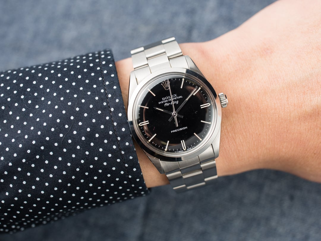 Rolex Air King Reference 5500