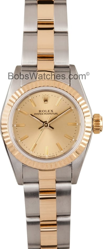 Rolex Ladies Oyster Perpetual 67193