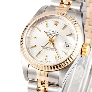 Ladies Rolex Datejust Watch 79173 Jubilee Bracelet