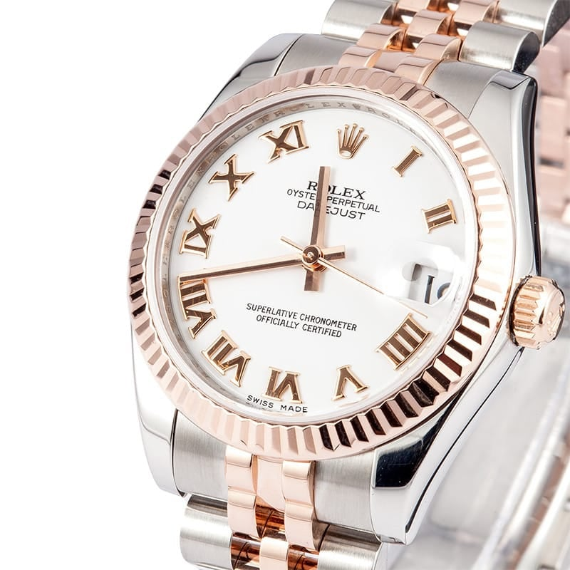 Shop Used Datejust 178271 Watches For Sale Bob S Watches