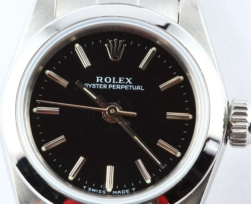 Rolex Datejust Steel 76080