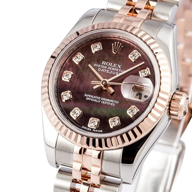 Lady Rolex Datejust Diamond
