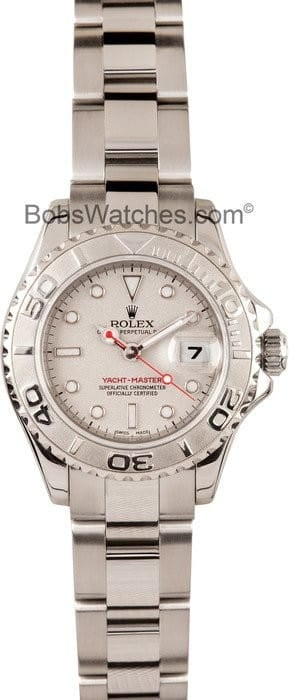 Ladies Rolex Yachtmaster 169622