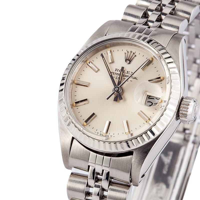 Pre-Owned Rolex Ladies Oyster Perpetual 6917