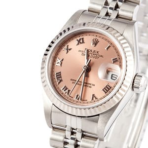 Pre-Owned Ladies Rolex Oyster Perpetual DateJust Model 79174