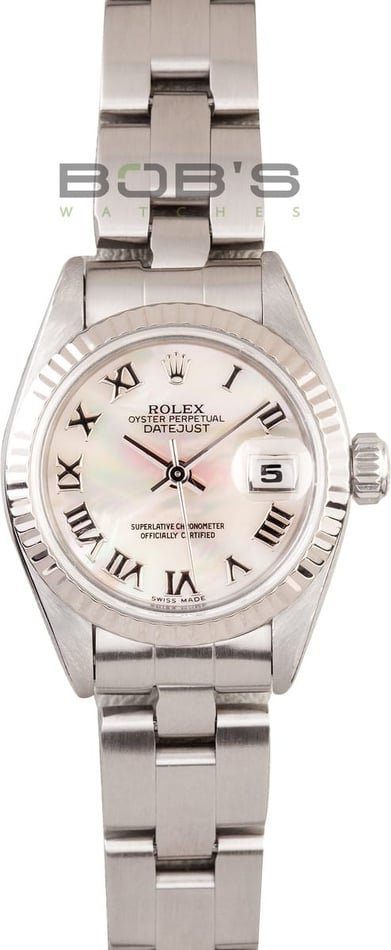 Rolex Ladies Datejust MOP 69174