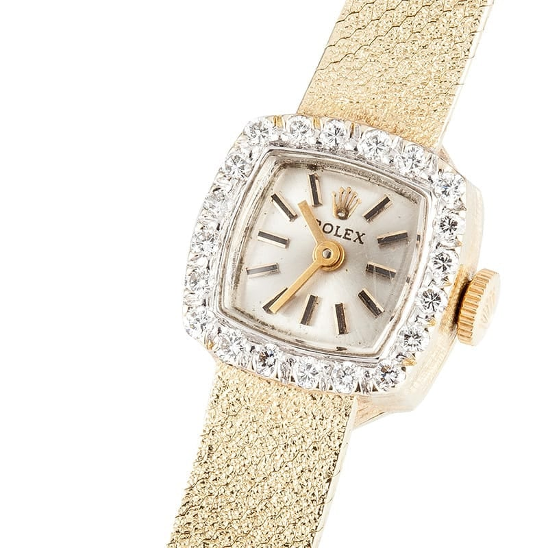 Lady Rolex Watch Diamond
