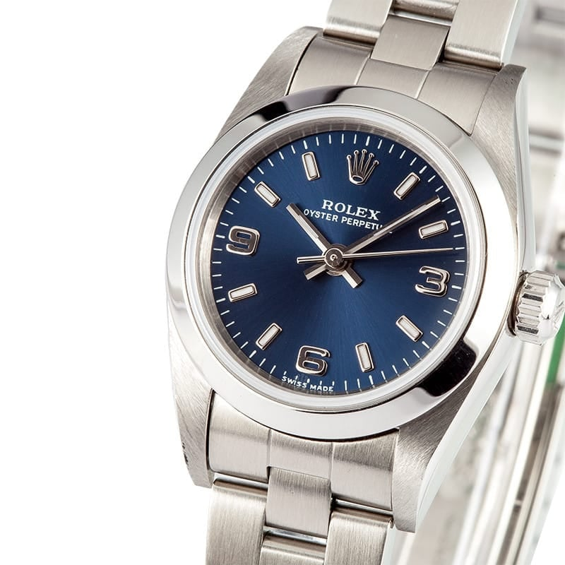 Lady Rolex Oyster Perpetual 76080