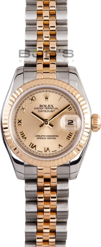 New Model Ladies Rolex Datejust