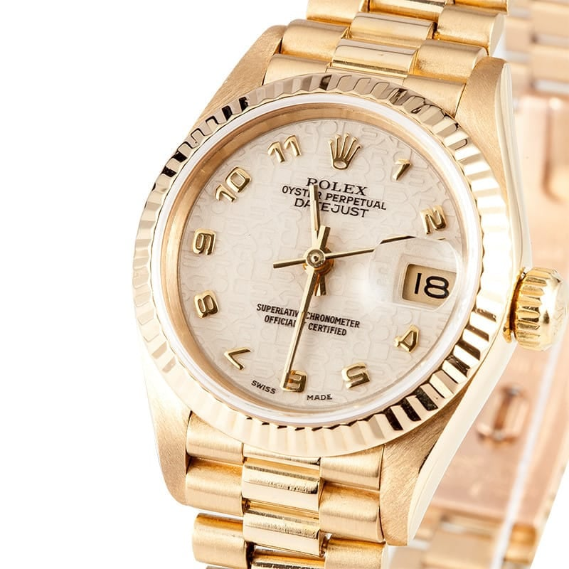 Pre-Owned Lady Rolex President