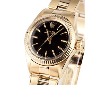 Used Rolex Oyster Perpetual 6719