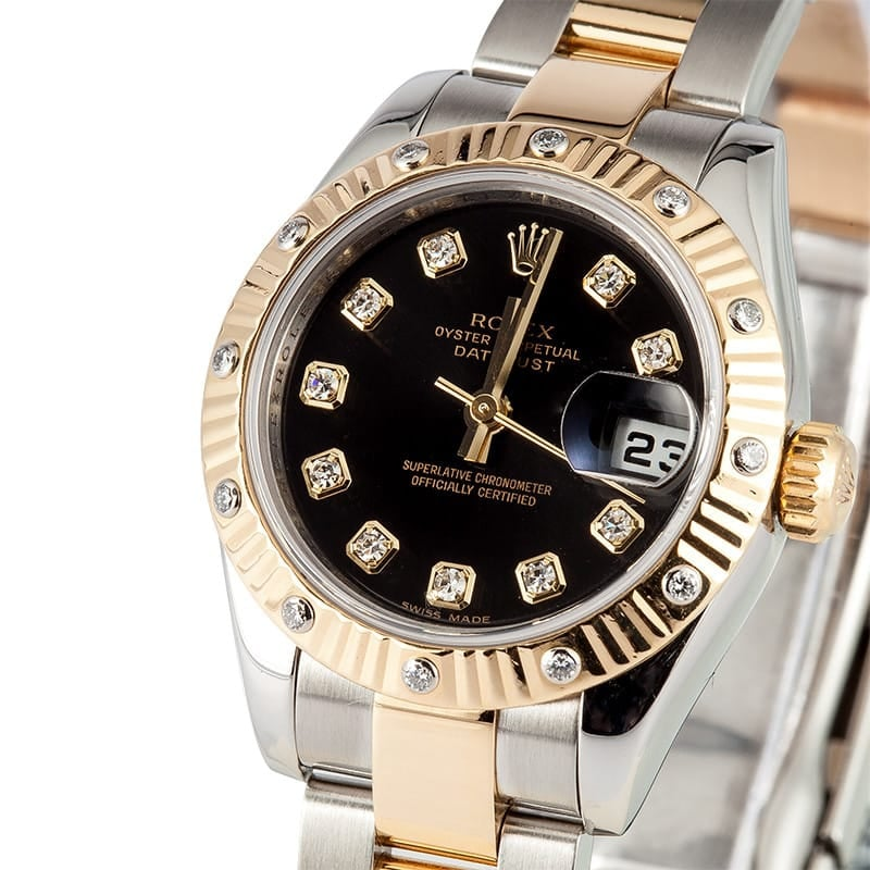 Ladies Datejust 179313