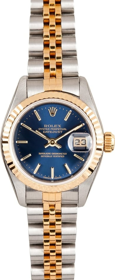 Ladies Used Rolex Datejust 79173