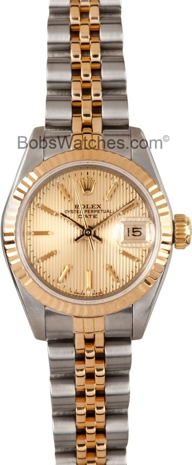 Used Rolex Ladies DateJust 67193