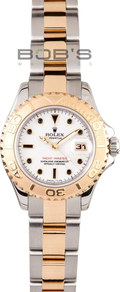 Ladies Rolex Yacht-Master 69623