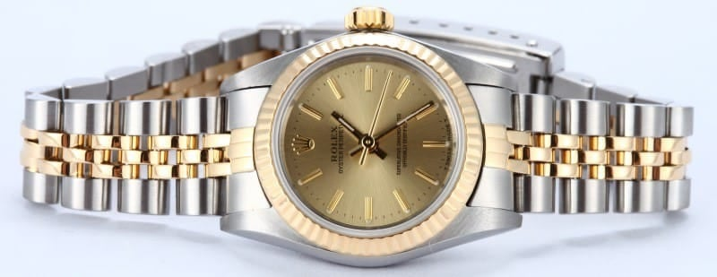 Two Tone Ladies Oyster Perpetual 67193