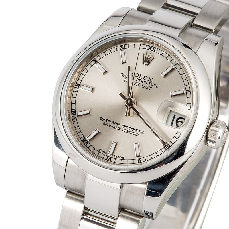 Rolex Mid-size Datejust 178240 Certified Pre-Owned