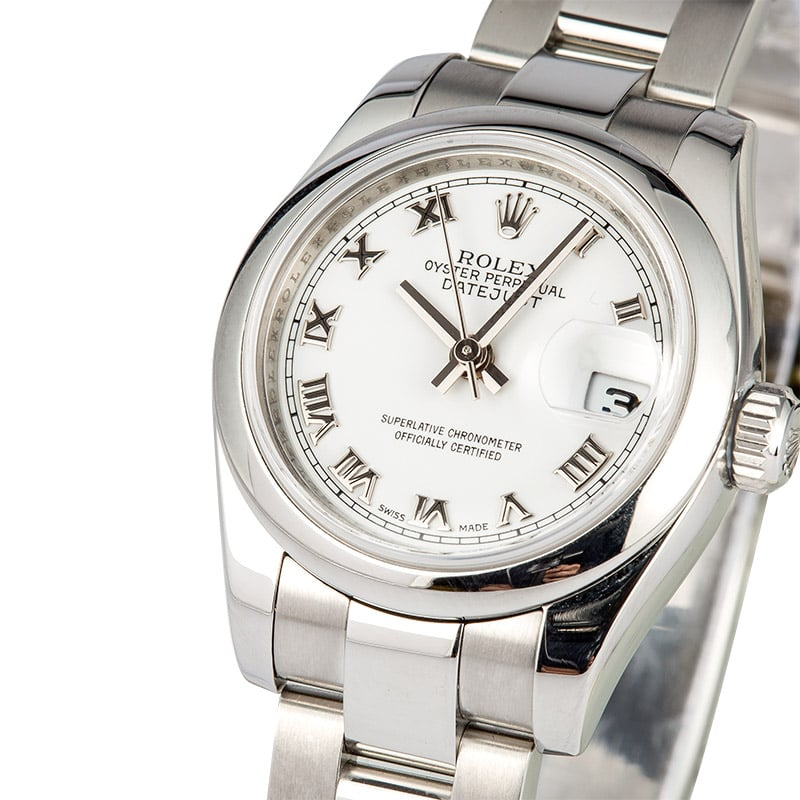 Rolex Lady-Datejust 179160 Stainless Steel