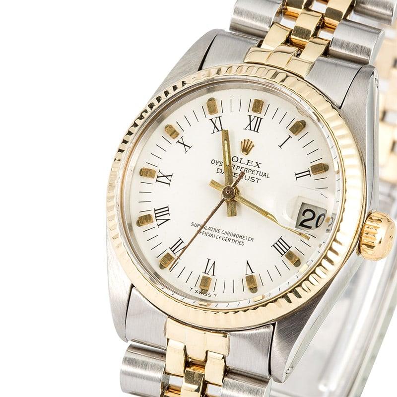 591650af7f7 Rolex Midsize 6827 - Bob s Watches