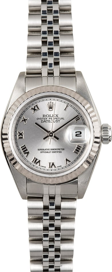 Rolex Stainless Lady-Datejust 79174 Roman